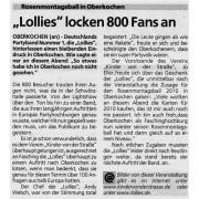 Aalener Nachrichten vom 25.02.2009