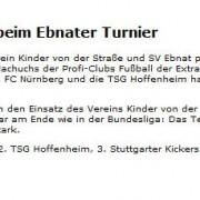 Aalener Nachrichten vom 27.05.2009