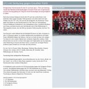 Internetseite des 1. FC Nürnberg vom 25.05.2009