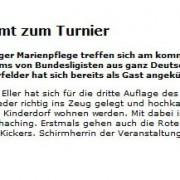 Aalener Nachrichten vom 28.06.2009