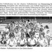 Bürger und Gemeinde Oberkochen vom 07.08.2009