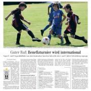 Aalener Nachrichten / Ipf- und Jagst-Zeitung vom 30.06.2011