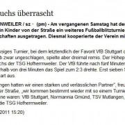 schwäbische.de vom 09.10.2011