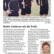 Aalener Nachrichten vom 11.01.2012
