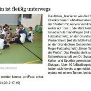 schwäbische.de vom 02.04.2012