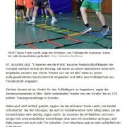 Badische Zeitung vom 22.05.2012
