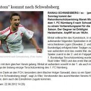 schwäbische.de vom 22.06.2012