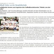 Bietigheimer Zeitung vom 27.06.2012