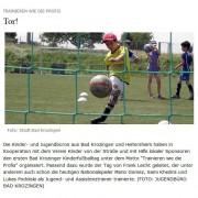 Badische Zeitung vom 10.07.2012