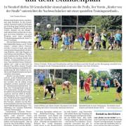 Lübecker Nachrichten vom 12.06.2013