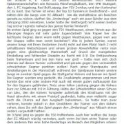 Sportclub Altbach vom 01.07.2013