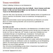 Gmünder Tagespost vom 04.07.2013