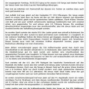 kleeblatt-chronik.de vom Juli 2013