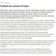 Oberbayerisches Volksblatt vom 02.08.2013
