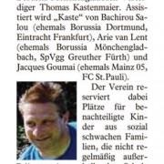 Allgäuer Zeitung vom 10.08.2013