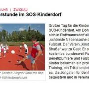 Hitradio RTL vom 22.08.2013