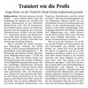 Rhein-Neckar-Zeitung vom 21.10.2013