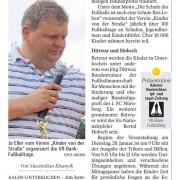 Aalener Nachrichten vom 23.01.2014