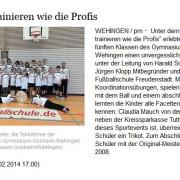 schwäbische.de vom 25.02.2014
