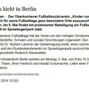 schwäbische.de vom 20.03.2014