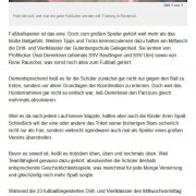 Metzinger Volksblatt / Ermstalbote vom 03.06.2014