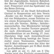 Rems-Zeitung vom 03.06.2014