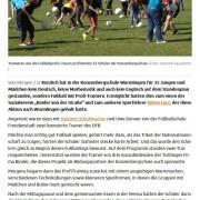 schwäbische.de vom 09.07.2014