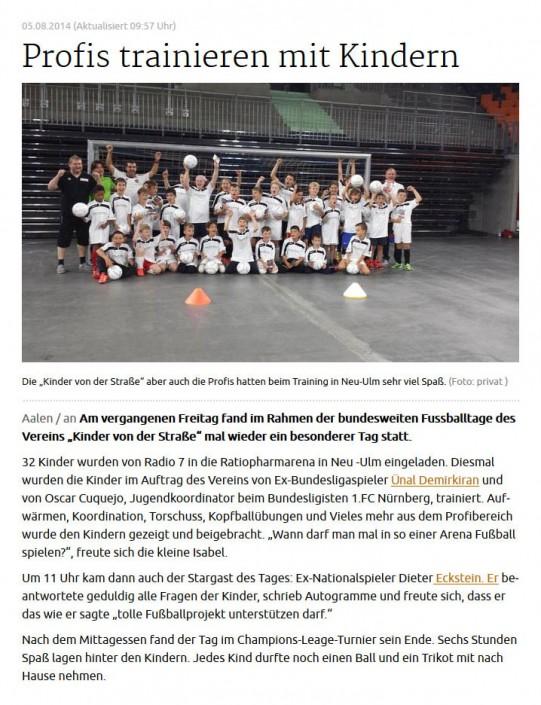 Fussballtage an besonderen Orten - Bild 22 - Datum: 31.03.2015 - Tags: AKTION FUSSBALLTAG e.V.
