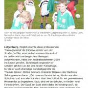 Kieler Nachrichten vom 31.08.2014