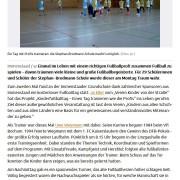 schwäbische.de vom 01.10.2014