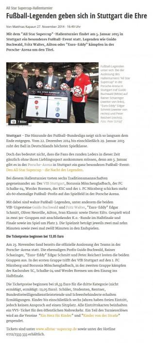 Jo Ellers Arbeit als sportlicher Leiter bei Kinder von der Strasse eV - Bild 45 - Datum: 04.11.2015 - Tags: AKTION FUSSBALLTAG e.V.