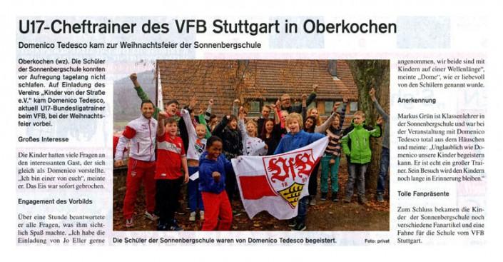Jo Ellers Arbeit als sportlicher Leiter bei Kinder von der Strasse eV - Bild 42 - Datum: 04.11.2015 - Tags: AKTION FUSSBALLTAG e.V.