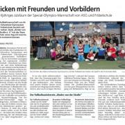 Hohenloher Tagblatt vom 18.12.2014