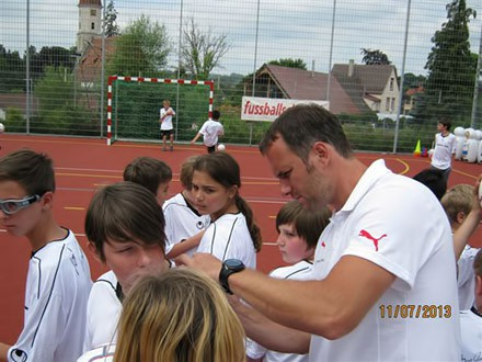 Kai Oswald - Bild 1 - Datum: 07.03.2015 - Tags: Trainer, AKTION FUSSBALLTAG e.V.