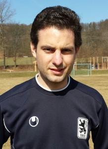 Simon Kaltenbach - Bild 1 - Datum: 07.04.2015 - Tags: Trainer, AKTION FUSSBALLTAG e.V.