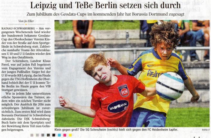 Jo Ellers Arbeit als sportlicher Leiter bei Kinder von der Strasse eV - Bild 7 - Datum: 04.11.2015 - Tags: AKTION FUSSBALLTAG e.V.