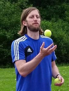 Andreas Schumacher - Bild 1 - Datum: 15.07.2015 - Tags: Trainer, AKTION FUSSBALLTAG e.V.
