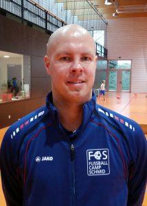 Daniel Schmid - Bild 1 - Datum: 26.05.2016 - Tags: Trainer, AKTION FUSSBALLTAG e.V.