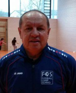 Ewald Schmid - Bild 1 - Datum: 26.05.2016 - Tags: Trainer, AKTION FUSSBALLTAG e.V.