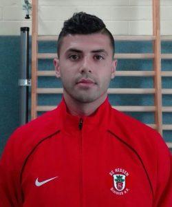 Zubayr Amiri - Bild 1 - Datum: 26.05.2016 - Tags: Trainer, AKTION FUSSBALLTAG e.V.