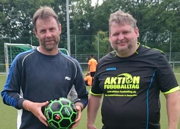 INGDiBaFussballtag am 04062016 in Offenbach - Bild 3 - Datum: 04.06.2016 - Tags: Fußballtag, ING DiBa, AKTION FUSSBALLTAG e.V.