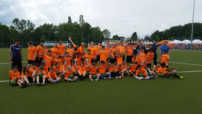 INGDiBaFussballtag am 04062016 in Offenbach - Bild 5 - Datum: 04.06.2016 - Tags: Fußballtag, ING DiBa, AKTION FUSSBALLTAG e.V.