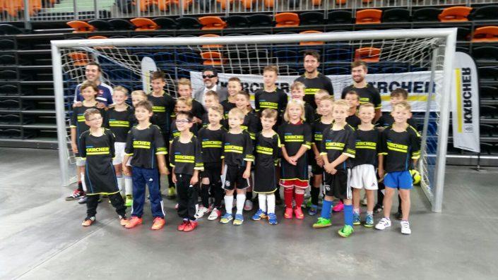 KaercherFussballtag am 29072016 in der RatiopharmArena Ulm  NeuUlm - Bild 12 - Datum: 26.07.2016 - Tags: Besonderes, Fußballtag, Kärcher, AKTION FUSSBALLTAG e.V.