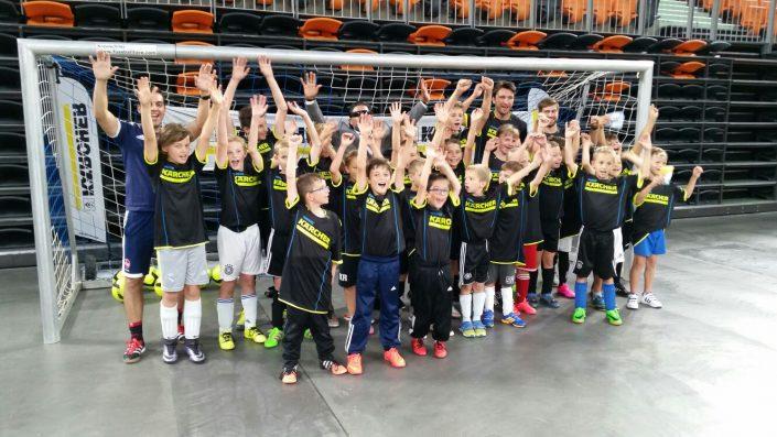 KaercherFussballtag am 29072016 in der RatiopharmArena Ulm  NeuUlm - Bild 15 - Datum: 26.07.2016 - Tags: Besonderes, Fußballtag, Kärcher, AKTION FUSSBALLTAG e.V.
