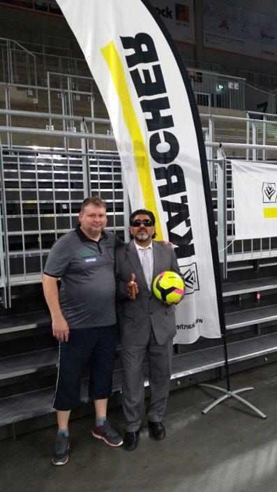 KaercherFussballtag am 29072016 in der RatiopharmArena Ulm  NeuUlm - Bild 16 - Datum: 26.07.2016 - Tags: Besonderes, Fußballtag, Kärcher, AKTION FUSSBALLTAG e.V.