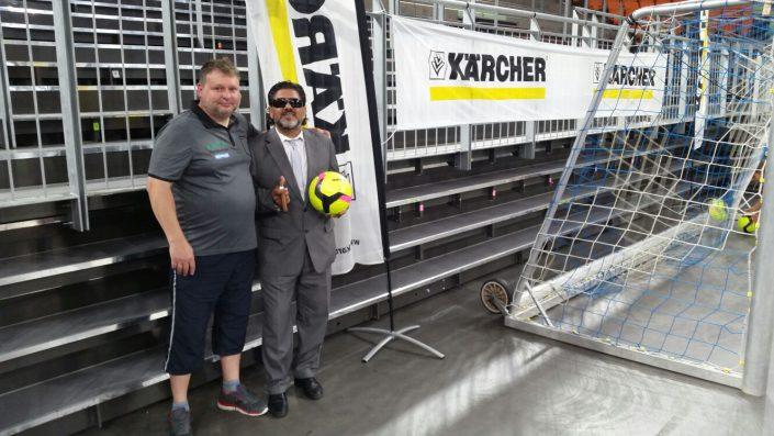 KaercherFussballtag am 29072016 in der RatiopharmArena Ulm  NeuUlm - Bild 18 - Datum: 26.07.2016 - Tags: Besonderes, Fußballtag, Kärcher, AKTION FUSSBALLTAG e.V.