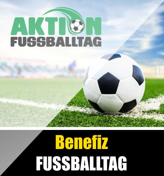 benefizfu balltage aktion fussballtag e v. Black Bedroom Furniture Sets. Home Design Ideas