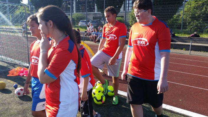 Fussballtag am 20072016 in Metzingen - Bild 8 - Datum: 20.07.2016 - Tags: BKK Scheufelen, Fußballtag, AKTION FUSSBALLTAG e.V.