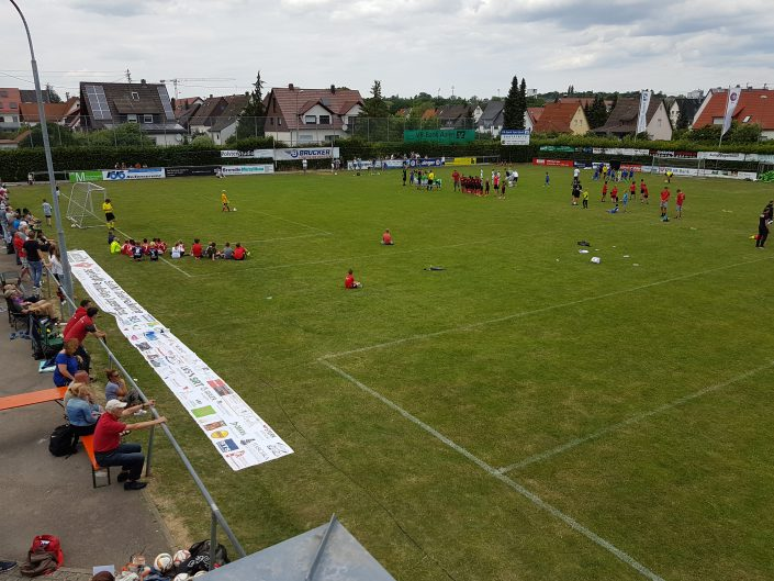 Seefeldt DirektMarketing Bundesliga Jugendcup am 3006 und 01072018 in NeresheimDorfmerkingen bei Aalen - Bild 7 - Datum: 29.06.2018 - Tags: Fußballtag, Seefeldt DirektMarketing, AKTION FUSSBALLTAG e.V.
