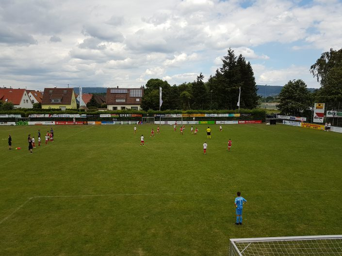 Seefeldt DirektMarketing Bundesliga Jugendcup am 3006 und 01072018 in NeresheimDorfmerkingen bei Aalen - Bild 12 - Datum: 29.06.2018 - Tags: Fußballtag, Seefeldt DirektMarketing, AKTION FUSSBALLTAG e.V.